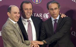 Barça i Qatar Airways: Umowa na 100 milionów euro