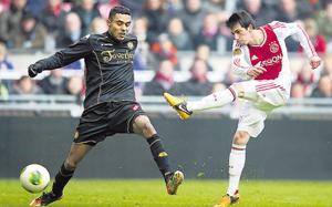 Cardiff City chce wypożyczyć Cuenkę
