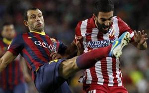Mascherano: Superpuchar musiał dzisiaj zostać w Barcelonie