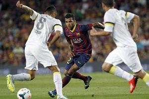 Alves: Chcemy odzyskać tron Ligi Mistrzów