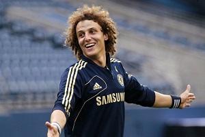 David Luiz naciska na transfer do Barçy