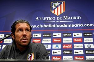 Simeone: Nadzieja i entuzjazm będą naszą bronią przeciwko wspaniałej drużynie