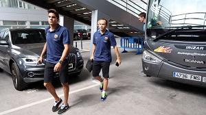 Zespół wrócił do Barcelony