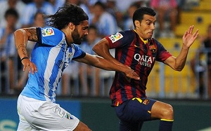 Rosell: Nie ma oferty PSG za Pedro