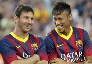 Messi jest wart 580 mln euro!