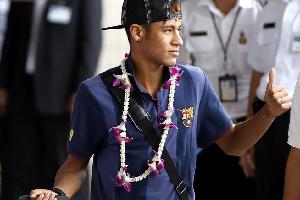 Ojciec Neymara: Za tydzień lub dwa wszystko wróci do normy