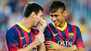 """""""LioNey"""" duet, którym żyje całe Barcelonismo"""