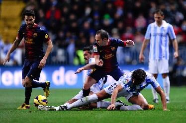 Zapowiedź meczu: Málaga – FC Barcelona