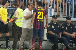 Wątpliwy udział Adriano w Superpucharze Hiszpanii