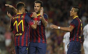 Neymar, brakujące ogniwo