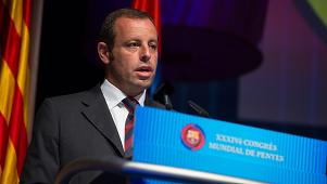 Rosell: Tata to odpowiednia osoba i trener