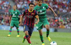 Xavi: Trener został bardzo dobrze przyjęty