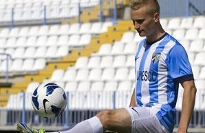 Polski akcent w meczu Málaga-Barça