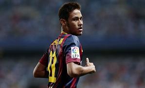 Neymar na dobrej drodze do pierwszego składu