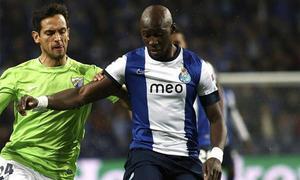 Wysłannicy z Barcelony na meczu Porto-Maritimo