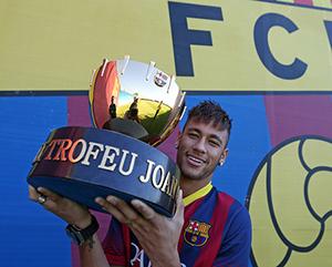 Neymar: Chcę wygrać wszystko