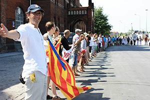 Via Catalana w Porcie Szczecin