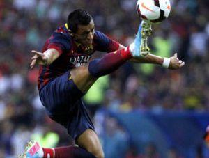 Kto dołączy do Messiego i Neymara na Levante