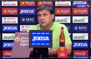 Martino: Widzieliśmy najlepszą wersję Barçy