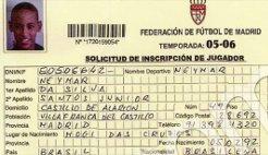 Neymar był bliski przejścia do Realu w 2006 roku