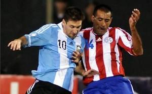 Dublet Messiego i awans Argentyny na MŚ