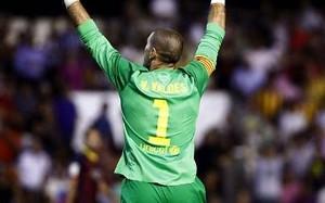 Manchester City i Arsenal chcą Valdésa