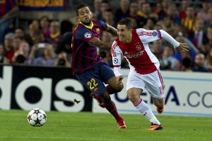 Dwa mecze Bojana na Camp Nou i dwie porażki 0:4