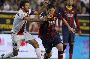 Gdy Barça ma piłkę, czyni więcej szkód