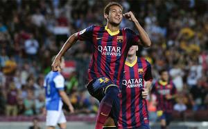 Neymar – proces adaptacji
