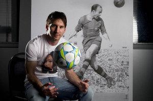 Messi może dzisiaj dogonić Césara