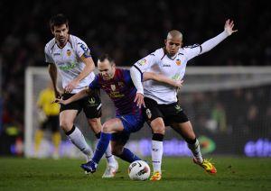 Valencia CF – FC Barcelona; Zwycięstwo na trudnym terenie (3:2)