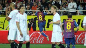 FC Barcelona – Sevilla; Składy