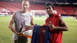 Gwiazdy NBA kibicują Barcelonie
