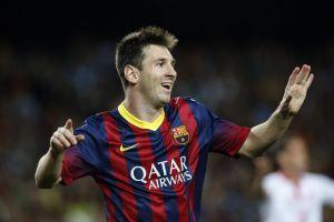 Messi – pół życia w Barcelonie