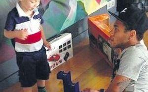 Neymar: Moje pierwsze wspomnienie to finał w Paryżu