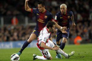 Rayo Vallecano – FC Barcelona: Składy
