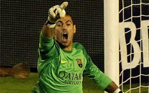 Komu Valdés zadedykował karnego?