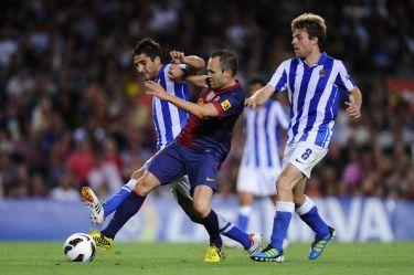 Zapowiedź meczu: FC Barcelona – Real Sociedad