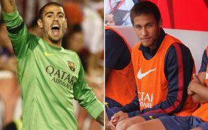 Valdés cały czas w grze, odpoczynek dla Neymara