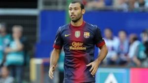 Barcelona zablokuje transfer Mascherano
