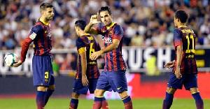 Fabregas najlepszym zastępcą Messiego