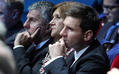 Leo Messi i jego ojciec wpłacili 5 milionów na rzecz skarbu państwa