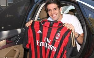 Kaká wraca do AC Milanu