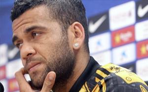 Barça wydała zgodę na kilkudniowy pobyt Alvesa w Brazylii