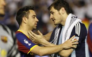 Del Bosque: Casillas uspokoił relacje między graczami Barçy i Madrytu