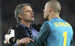 Mourinho chce Valdésa