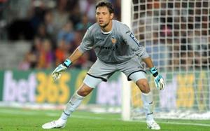 Diego Alves: Kto nie chciałby być bramkarzem Barçy?