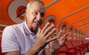 Cruyff: Niektórzy nie potrafili współpracować z Messim