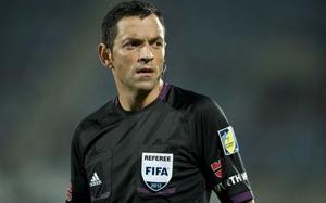 Fernando Teixeira Vitienes poprowadzi mecz z Valladolid