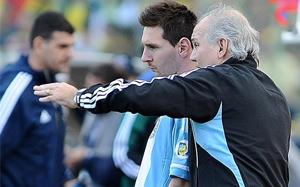 Messi i Mascherano powołani przez Sabellę